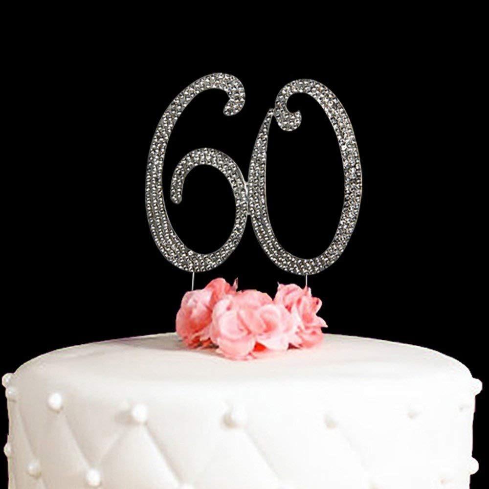 60 Primeros De La Torta De Cumplea 241 Os Por 60 A 241 Os O 60 186 A
