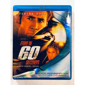 60 Segundos Blu-ray