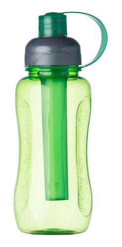 60 unidadas garrafa squeeze gela rápido 600ml, ice bar