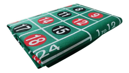 60 x 120 cm doble cara ruleta casino poker mesa superior
