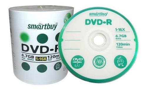 600  dvd -r smartbuy 16x logo  4.7gb ( nao grava jogos)