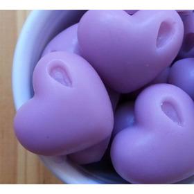 600 Mini Sabonetinhos Coração Sabonetes Lembrancinhas