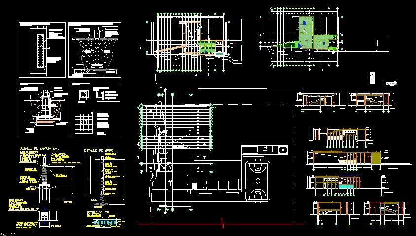 600 planos profesionales en autocad bs 45 00 en mercado Planos de casas en autocad