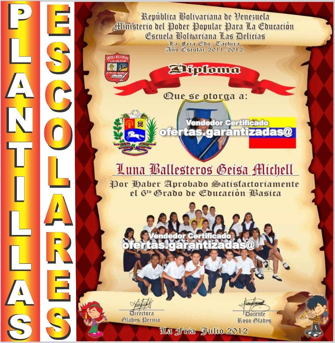 600 Plantillas Escolares Photoshop Editables Marcos Fondos