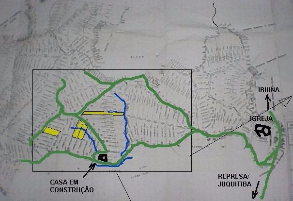 60.000 m² em ibiúna próximo a represa do frança p/ sitio