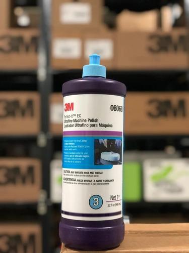 6068 cera protectora ultrafina 1/4 1 lt - pip paso 3