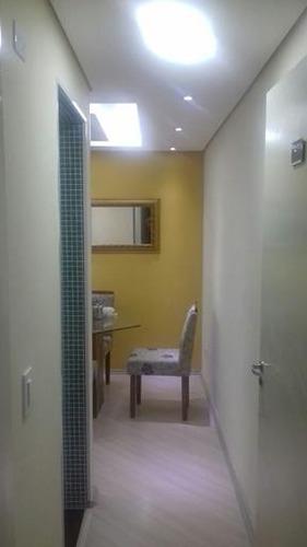 607 - apartamento mauá pq. são vicente 2 dorm. 1 vaga