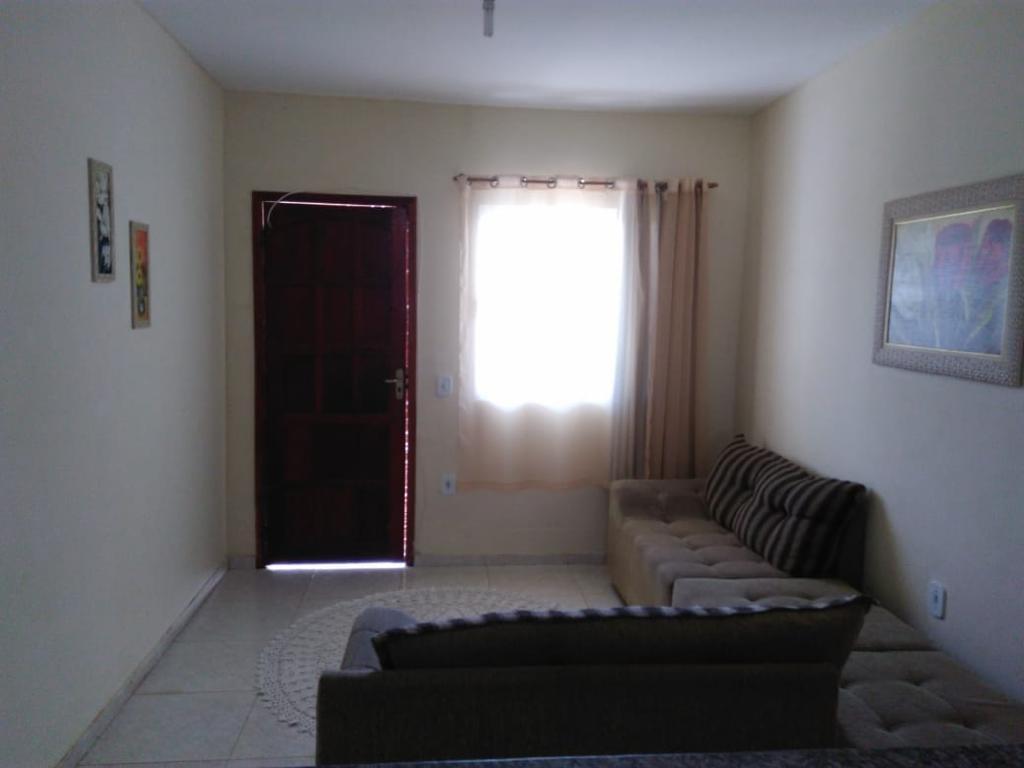 608 - casa independente, 02 quartos com quintal