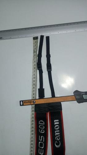 60d tira de pescoço original alça camera canon strap correia