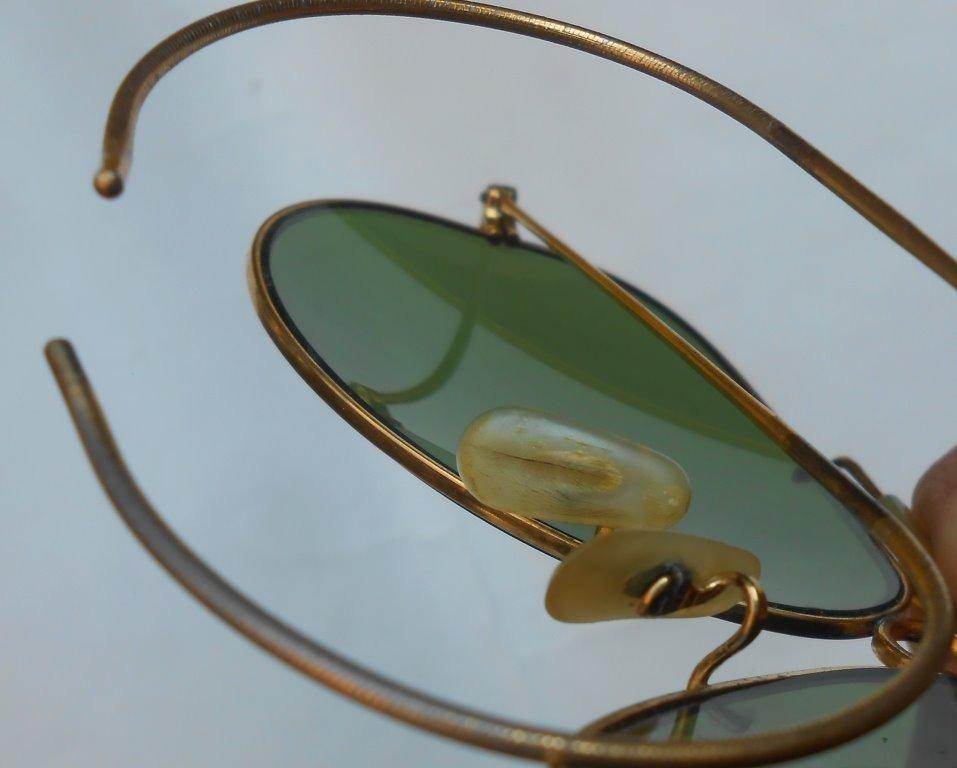 c8095d0893b59 60s originales lentes gafas aviador rayban shooter 62mm. Cargando zoom.