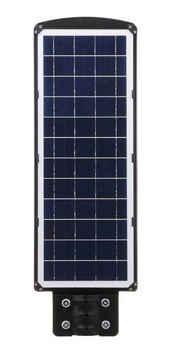 60w / 90w led luz de calle alimentada con energía solar