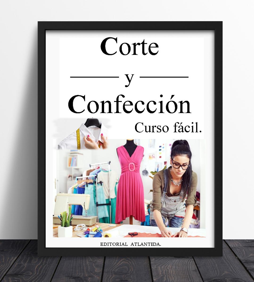 61 Libros Corte Costura Y Confección Patrones - $ 50.00 en Mercado Libre