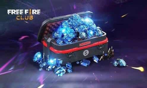 610+bônus diamantes free fire