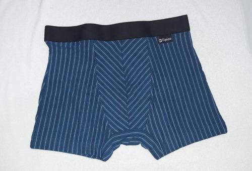 611. boxer de modal con lycra talle comun (pack x 3 u.)