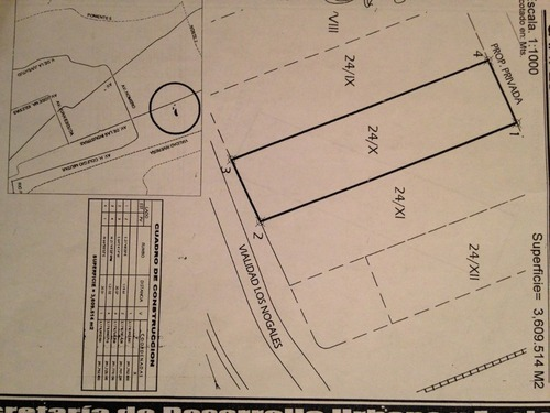 6,130 m2 av los nogales terreno comercial en venta $ 6, 681,700 chihuahua, chih
