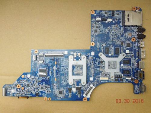 615278-001 hp dv6-3000 hd5650/1gb intel laptop motherboard s