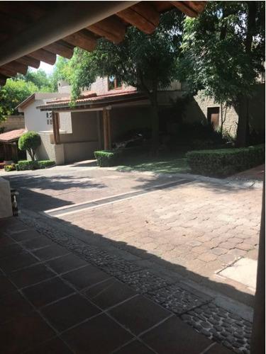 619.- venta de hermosa casa en condominio mallorca en cuajimalpa