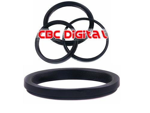 62-72 anillo adaptador lente aumenta diametro