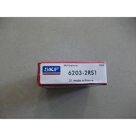 6203-2rs1-skf Rolamento Esferas Aplicações Diversas