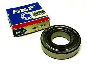 6207-2z-skf rolamento esferas aplicações diversas
