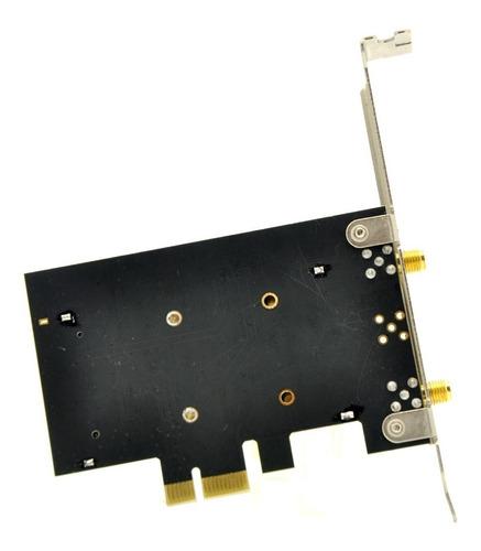 62230anhwm placa pci-e wifi dual band + bluetooth p/ desktop