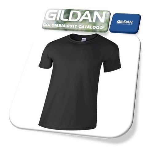 64000 gildan® softstyle  camiseta adulto