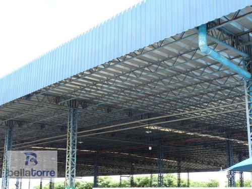 6.400m² cobertos a 600m do aeroporto afonso penna - ba0070
