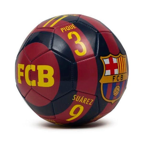 fd6d789af9714 6480 Bola De Futebol N5 Barcelona Nomes E Números - Unifan - R  68 ...