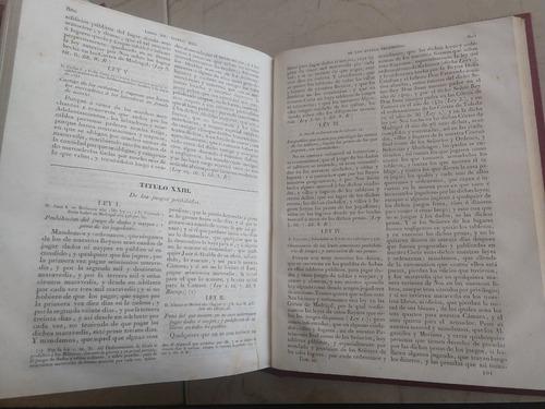 650 verdes 1831 novísima recopilación leyes españa felipeii