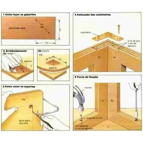 6500 Projetos Marcenaria Completo Madeiras Casas + 2 Brindes