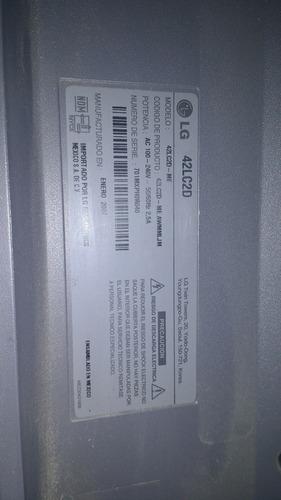 6632l-0326b 0326b 6632l-0327b inverters lg lcd modelo 42lc2d