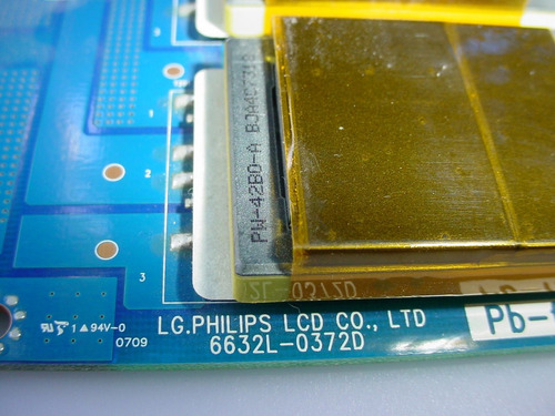 6632l-0372d  inverter philips 42pfl5332d * inv1