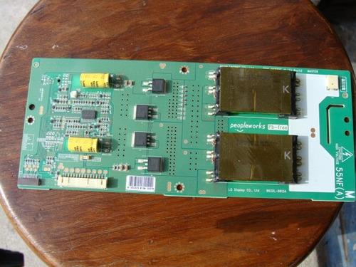 6633l-0613a inverter master de tv lcd vizio e55vl-mx