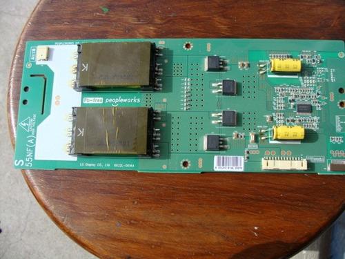 6633l-0614a inverter slave de tv lcd vizio e55vl-mx