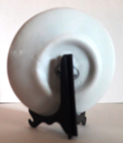 665 prd- decoração- antigo mini- prato- by sueli ayres de po