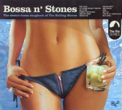 665d - cd bossa n stones- electro bossa songbook of stones