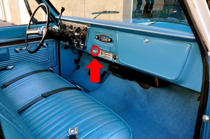 67 82 Chevrolet C10 Cheyenne Switch De Encendido Con