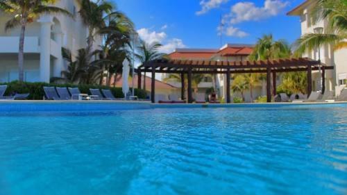 6716 - departamento en cancun, okol paraiso