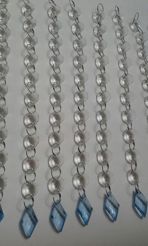 68 corrente cristal acrilico com ponteira