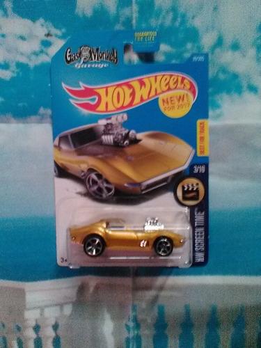 68 corvette gas monkey garage hot wheels envio dhl gratis
