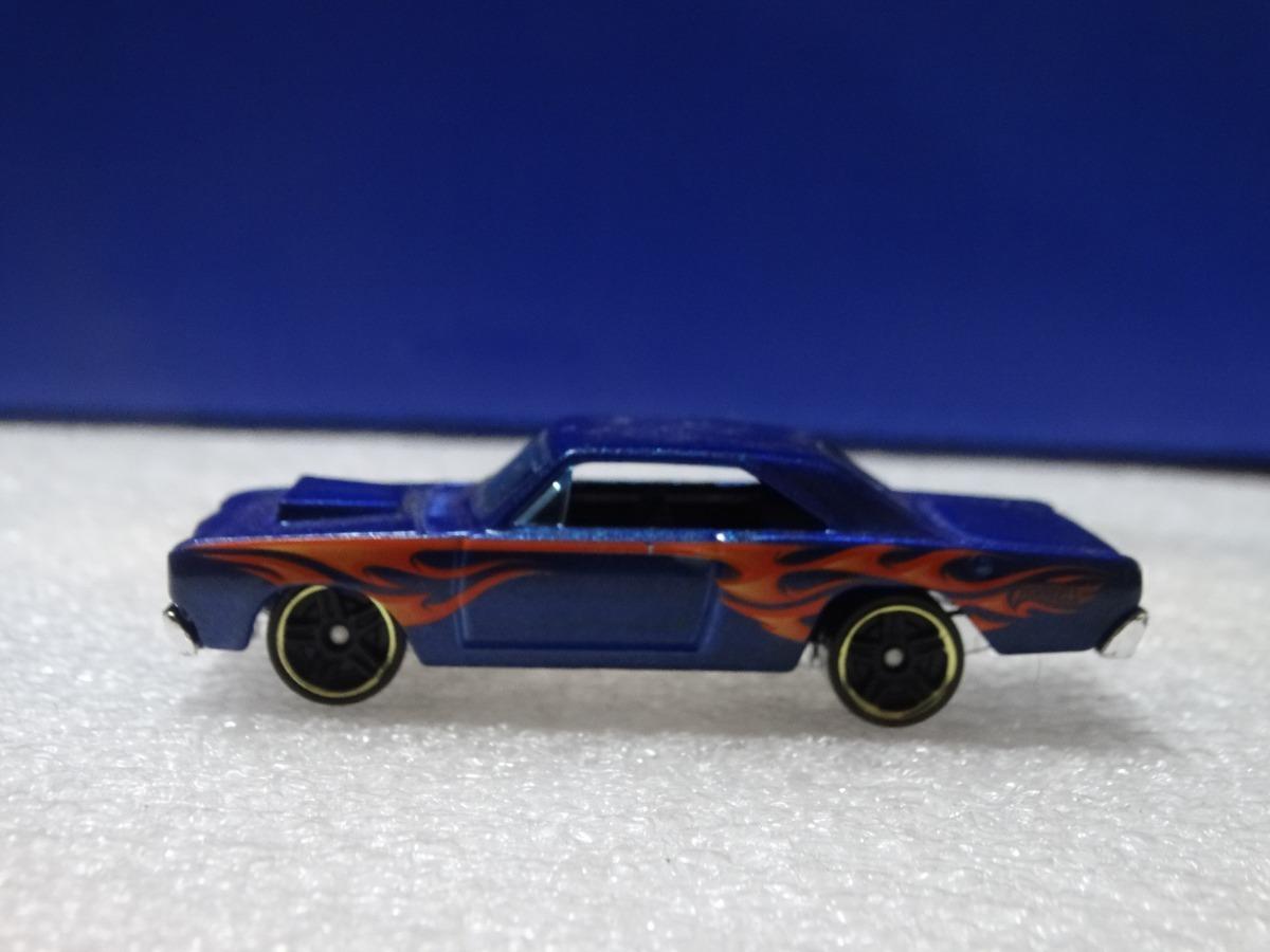 Alherabeto 68 Dodge Dart Azul Hot Wheels 1 64 Loose R 20 00