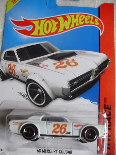 68 mercury cougar hot wheels