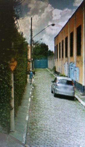 68 -terreno para galpão situado no bairro do brás 1.137 m2