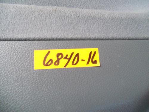 6840-16 vista puerta trasera izquierda mitsubishi lancer