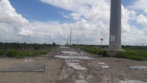 6840 - terreno industrial en venta en apodaca, agua fria
