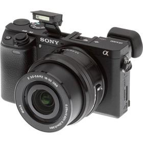 68.900- Sony Ilce Alpha A6300 Kit 16-50mm / 24.2mp 4k-stock