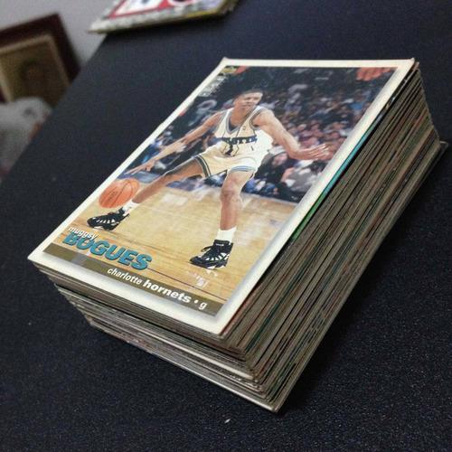 69 cards de basketball nba diversos usados
