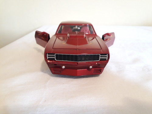 '69 chevy camaro hot wheels