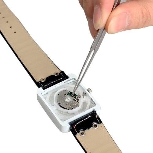 6pcs pinzas antiestaticas para relojero etc,  ts10-15,nuevas