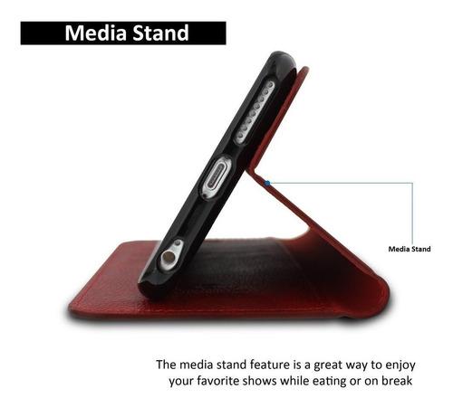 6s case de iphone modeblu magnética cartera serie de cases